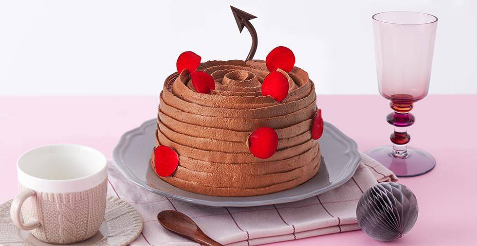 诺心诱惑蛋糕